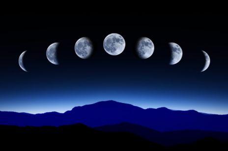 Jak fazy księżyca wpływają na nasze samopoczucie?
