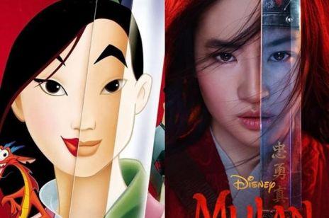 """""""Mulan"""" nowy film Disneya. Kiedy premiera?"""