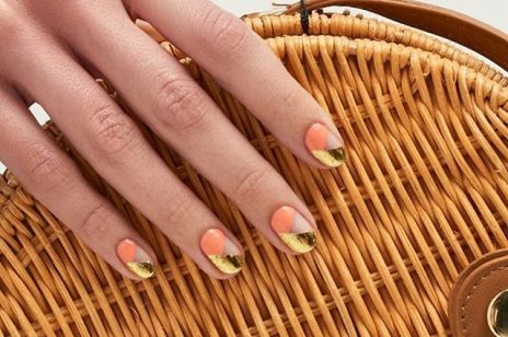 Wzorki na paznokciach - najmodniejsze propozycje na lato