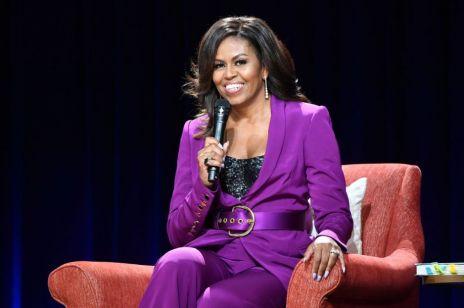 Michelle Obama i jej nowa fryzura zaskoczyły fanów. Zobacz metamorfozę pierwszej damy USA
