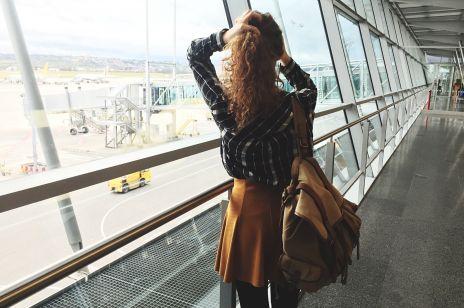 """Kobieta bez stanika nie wpuszczona do samolotu: """"Po prostu wybuchnęłam płaczem"""""""