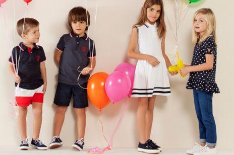 0606c31a48 Kolekcja dziecięca CH Carolina Herrera wiosna lato 2015