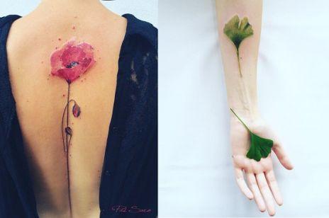 Inspiracje Tatuaż Kobietapl