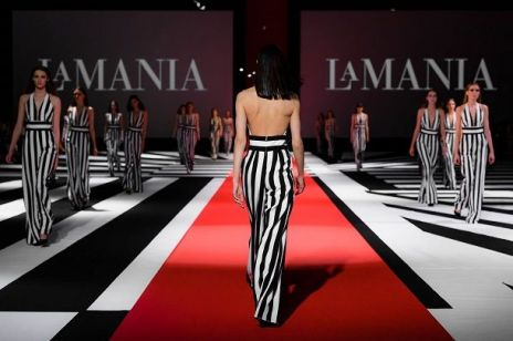Pokaz kolekcji LA MANIA MINDBLOW