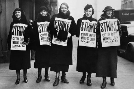Woman Strike