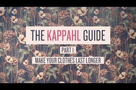 KappAhl - Make It Feel Right - Part 1 - Make your clothes last longer