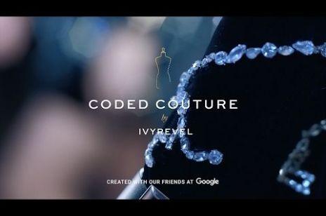 Sukienka Google i H&M