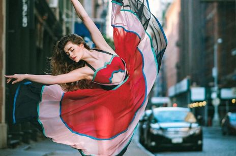 Taniec w mieście