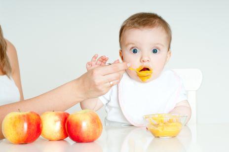 menu niemowlęcia