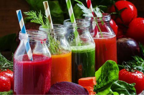 Soki warzywne na odporność i przeziębienie