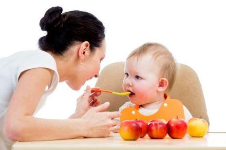 Lekcja smaku - wprowadzanie dziecku różnorodnego jedzenia