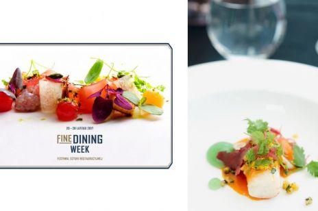 Fine Dining Weekend: festiwal sztuki restauracyjnej