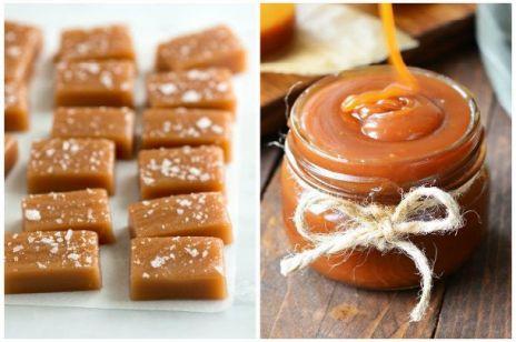 Jak zrobić nici z karmelu?