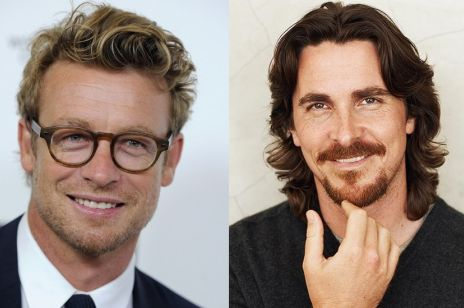 Simon Baker/ Christian Bale