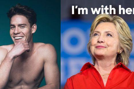 Taylor Clinton, Hillary Clinton