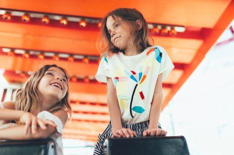 Dzieci Kaszki z mlekiem w kampanii Zara Kids lato 2017
