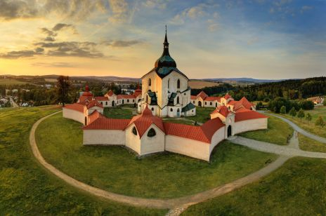 Wycieczka do Czech szlakiem barokowej architektury