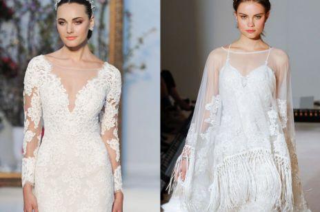 PRZEGLĄD TRENDÓW: suknie ślubne na 2017