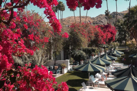 1. Hotel Parker Palm Springs