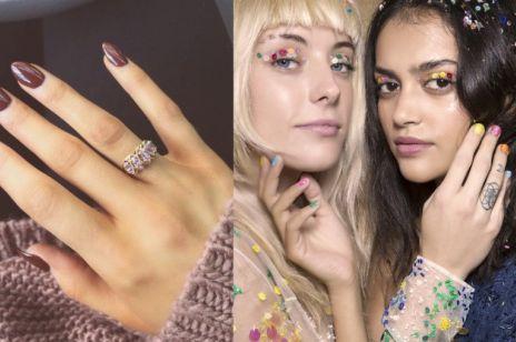 Manicure Jesień Zima 2017 4 Największe Trendy Kobietapl