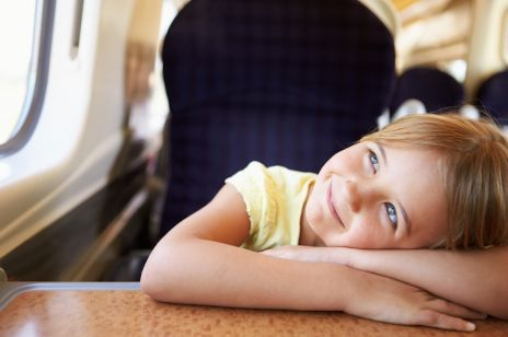 Zniżka dla dzieci na bilety PKP