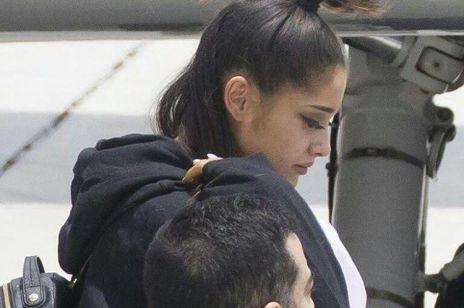 Ariana Grande wróciła do USA po zamachu w Manchesterze