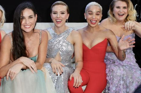 Demi Moore, Scarlett Johansson, Zoe Kravitz i Jillian Bell