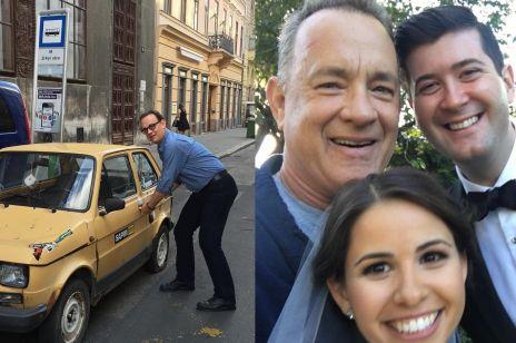 Tom Hanks śpiewa po polsku!
