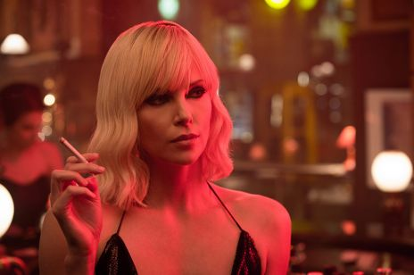 "Charlize Theron ""Atomic Blonde"""