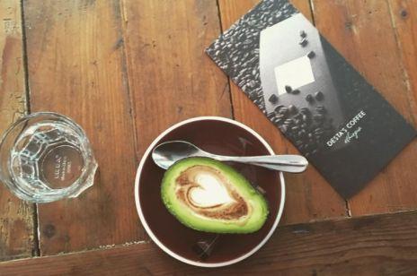 Avolatte - kawa w awokado!