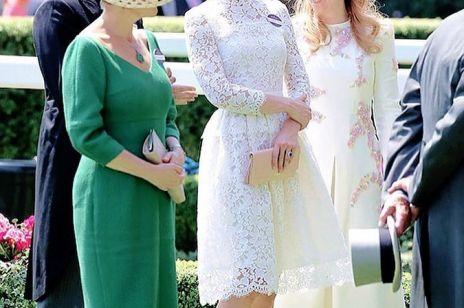 Księżna Kate w sukni Alexandra McQueena