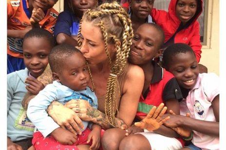 DUNKA w Nigerii najbardziej inspirującą kobietą świata