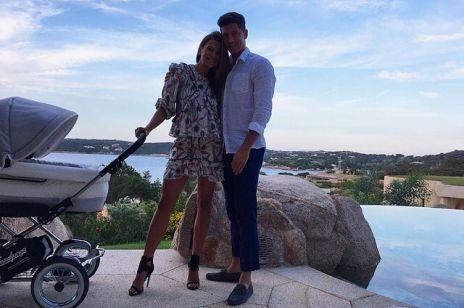 Anna i Robert Lewandowski na randce