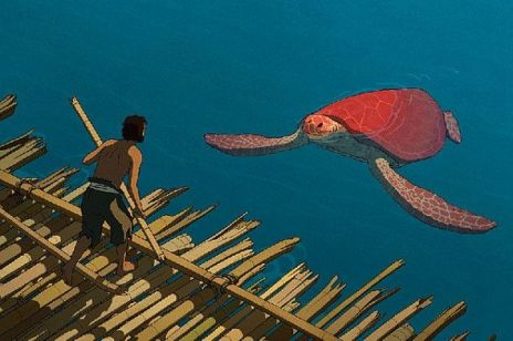 Czerwony żółw