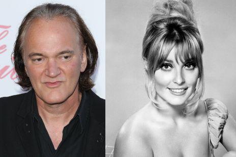 Quentin Tarantino i Sharon Tate