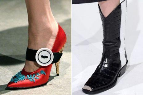 Buty na jesień 2017 trendy