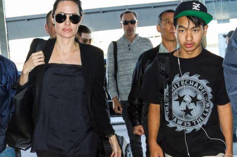 Angelina Jolie Maddox Jolie Pitt