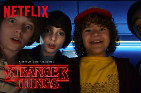 """Stranger Things"" 2 pierwszy zwiastun"