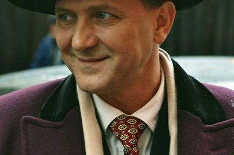 """Andrzej Chyra jako Władysław Mazurkiewicz w """"Ach śpij kochanie"""""""