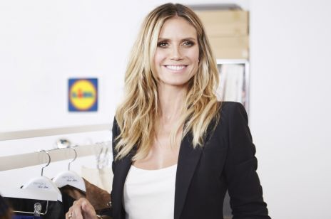 Heidi Klum dla Lidla to hit?