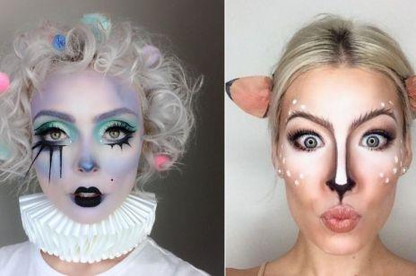 10 KOBIECYCH makijaży na Halloween
