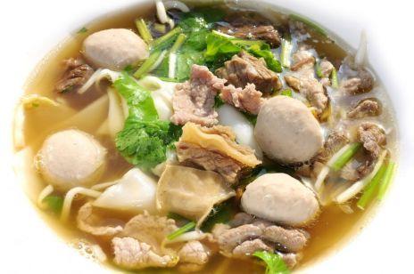 Zupa seczuańska