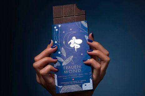 Do sprzedaży trafiła czekolada, która łagodzi bóle miesiączkowe