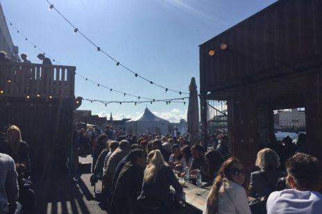 Papiron - street food w Kopenhadze