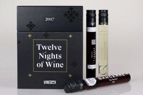 Kalendarz adwentowy z winem - gadżet tylko dla dorosłych!