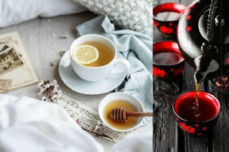 3 przepisy na pyszną zimową herbatę