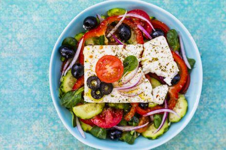 Dieta rozdzielna: ogórek z pomidorem