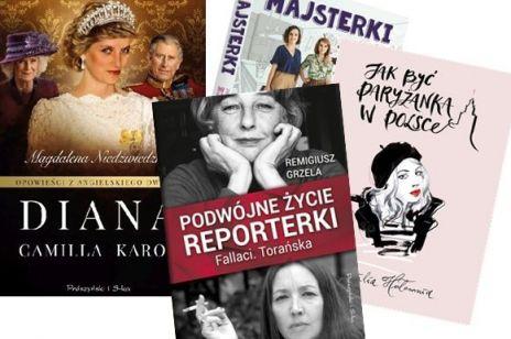 TOP 5 książek na weekend!