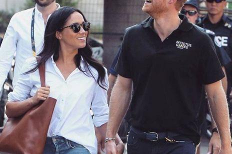 Książę Harry i Meghan Markle - ogłoszono ZARĘCZYNY!