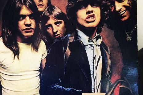 Malcolm Young z AC/DC nie żyje